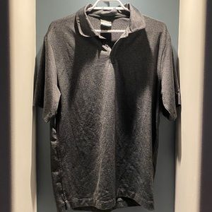 Two Active-wear Short Sleeve Shirts